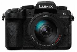 Panasonic Lumix DC-G90 čierny + G Vario 14-140mm f/3,5-5,6 ASPH