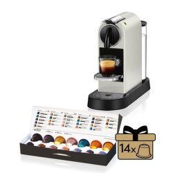 Nespresso De'Longhi Citiz EN167.W