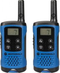 Motorola TLKR T41 vysielačka modrá