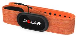 Polar H10+ M-XXL hrudný snímač, oranžová