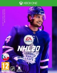 NHL 20 Xbox One hra