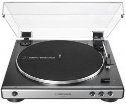 Audio-Technica LP60XUSB GM strieborný