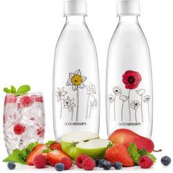 Sodastream Fuse  Kvetiny v zime náhradné fľaše (1l/2ks)