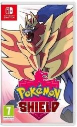 Pokémon Shield - Nintendo Switch hra
