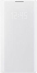 Samsung LED View puzdro pre Samsung Galaxy Note10, biela