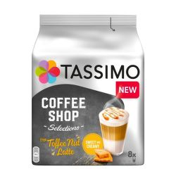 Tassimo Jacobs Toffee (8ks)
