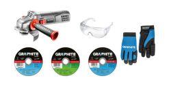 GRAPHITE 59G087 900W/125mm