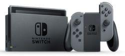 Nintendo Switch v2 (NSH002) sivá