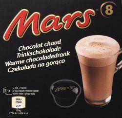 Twix Mars - horúca čokoláda (8ks)