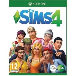 The Sims 4 - Hra na XBox One