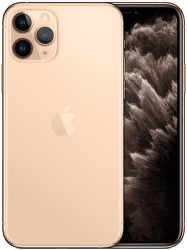 Apple iPhone 11 Pro 64 GB Gold zlatý