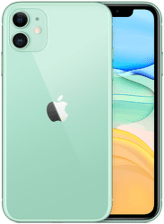 Apple iPhone 11 128 GB zelený
