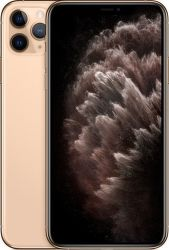 Apple iPhone 11 Pro Max 64 GB zlatý