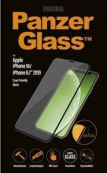 PanzerGlass Case Friendly tvrdené sklo pre Apple iPhone 11/Xr, čierna