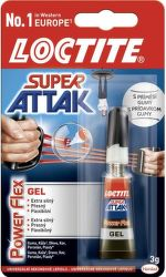 SUPER ATTAK - GEL 3g
