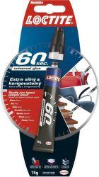 LOCTITE 60 Sec Universal Glue 15g - lepidlo