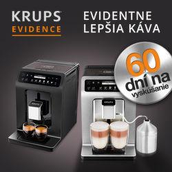 60 dní záruka vrátenia peňazí na kávovary Krups