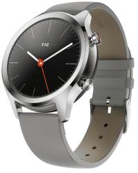TicWatch C2 Platinum strieborné