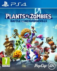 Plants vs. Zombies: Battle for Neighborville PS4 hra