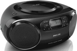 Philips AZB500 čierny