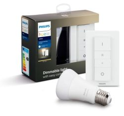 Philips Hue Wireless dimming kit 9W A60 E27 BT
