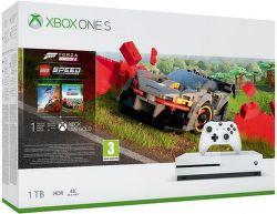 Microsoft Xbox One S 1TB + Forza Horizon 4 + DLC LEGO Speed Champions