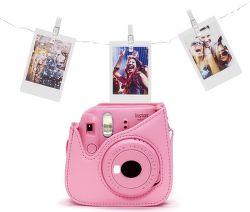 Fujifilm Instax Mini 9 set ružový
