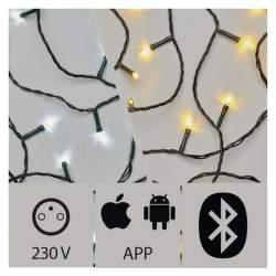 Emos ZY2190 APP 150 LED svetelná reťaz