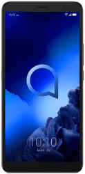 Alcatel 3C 2019 16 GB čierny