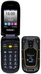 Evolveo StrongPhone F5 čierny