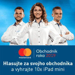 MasterCard obchodník roka 2019