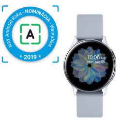 Samsung Galaxy Watch Active2 40mm strieborné