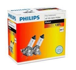 Philips 12972PRC2 H7/12V 55W 2 ks