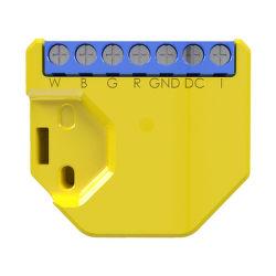 Shelly RGBW2 4xPW modul riadenia LED pásov