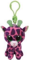 GILBERT ružová žirafa 8,5 cm