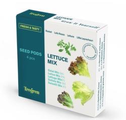 Tregren Lettuce Mix-šalátový mix (kapsule se semenami 4 ks)