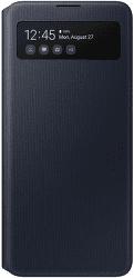 Samsung knižkové puzdro pre Samsung Galaxy A51, čierna