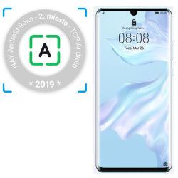 Huawei P30 Pro 256 GB bledomodrý