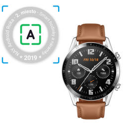 Huawei Watch GT 2 46 mm hnedé