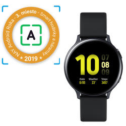 Samsung Galaxy Watch Active2 40mm čierne