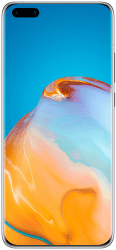 Huawei P40 Pro sivý