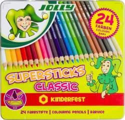 Jolly Supersticks Classic 24 farbičiek