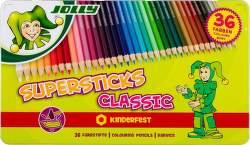 Jolly Supersticks Classic 36 farbičiek