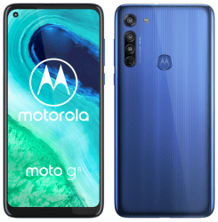 Motorola Moto G8 64 GB modrý