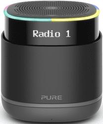 Pure StreamR čierno-šedý