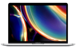 Apple MacBook Pro 13 Retina Touch Bar i5 512GB (2020) MXK72SL/A strieborný