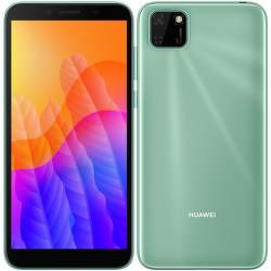 Huawei Y5p zelený
