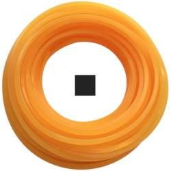 GÜDE 2,4mm x 15m vyžínacia struna hranatá