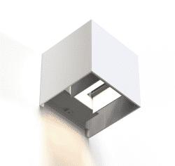 Hama 176564 SMART nástenné svietidlo biele