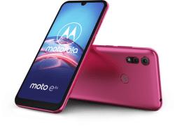 Motorola Moto E6s ružová